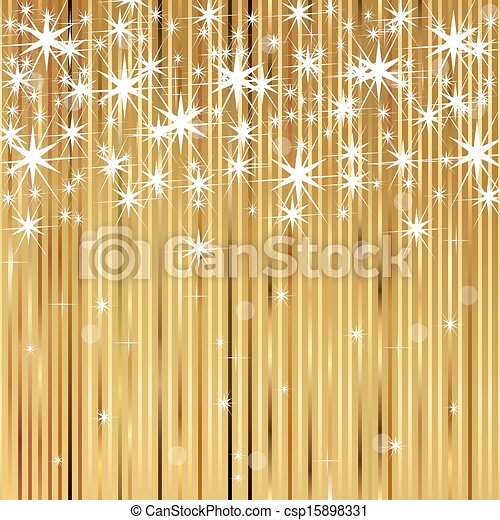 Background with shiny stars  - csp15898331