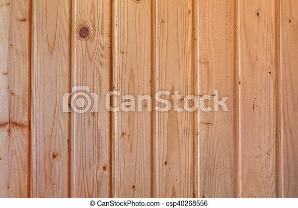 background wooden planks - csp40268556