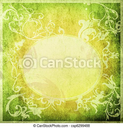 backgrounds frame - csp6299488