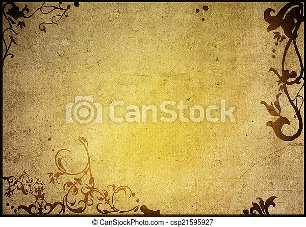 backgrounds frame - csp21595927