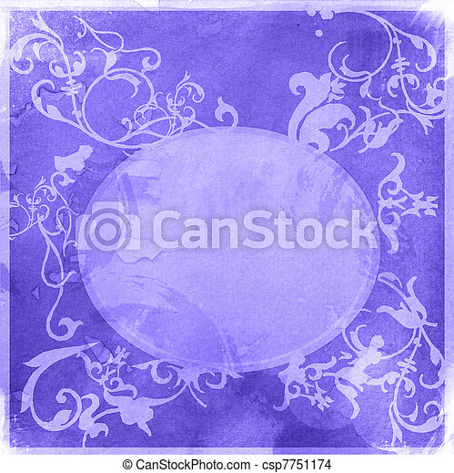 backgrounds frame - csp7751174