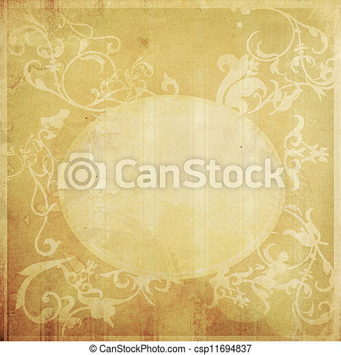 backgrounds frame - csp11694837