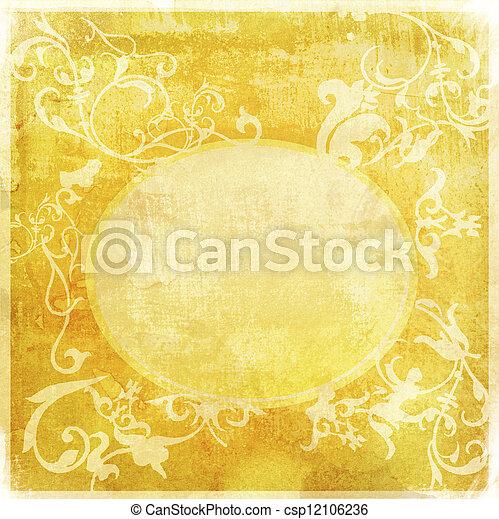 backgrounds frame - csp12106236