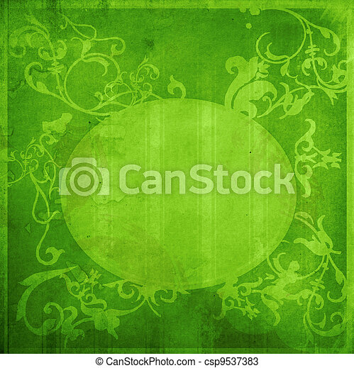 backgrounds frame - csp9537383