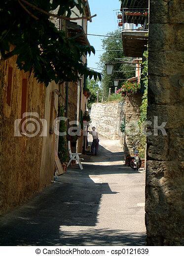 backstreet Sarteano - csp0121639