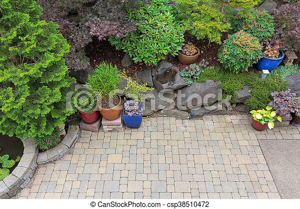 Backyard Patio Landscaping Overview Backyard Garden Landscaping