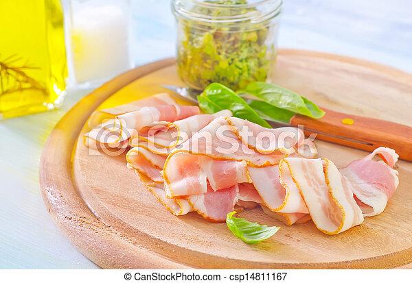 bacon - csp14811167