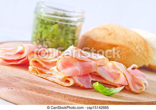 bacon - csp15142665