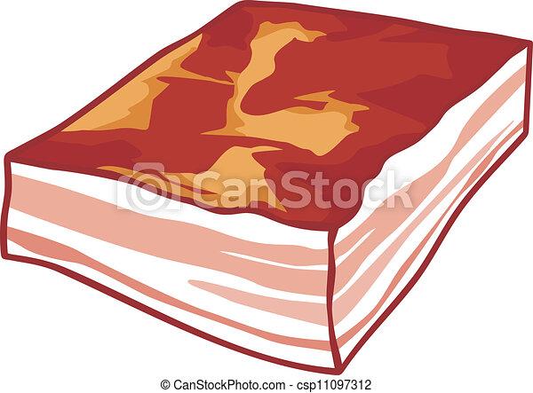 bacon - csp11097312