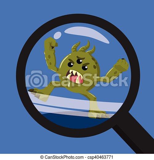 bacteria - csp40463771