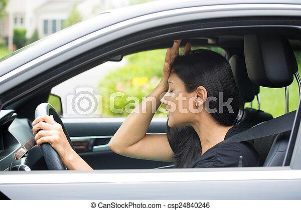 Car driv piss road remarkable