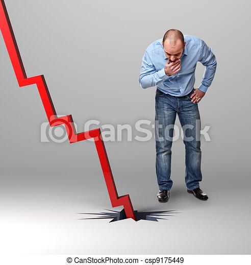 bad economy - csp9175449