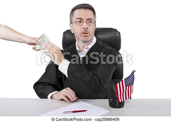 Bad Judge - csp25866409