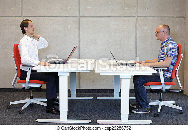 Bad sitting position correction - csp23286752