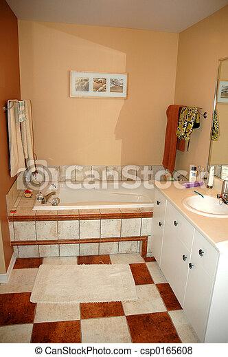 Badezimmer - csp0165608