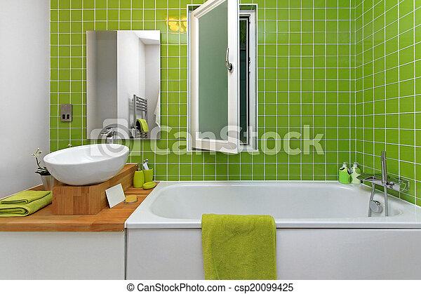 Badezimmer Grun Badezimmer Badewanne Grun Fliesenmuster