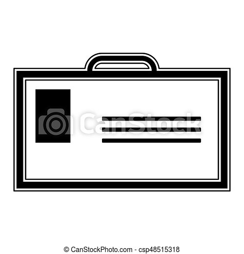Badge the black color icon . - csp48515318
