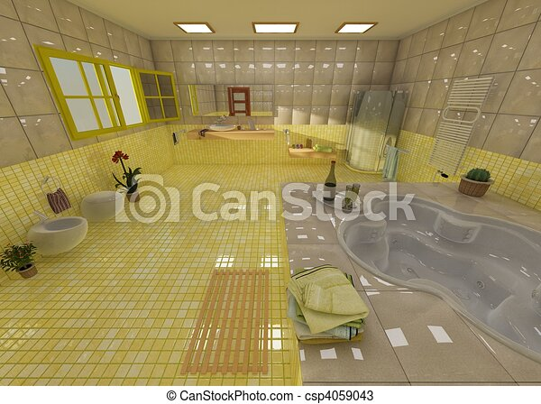 Gele Vloertegels Badkamer : Emejing gele badkamer contemporary new home design