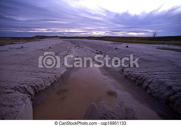 Badlands Drought - csp16951133