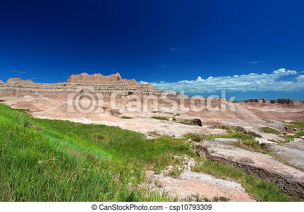 Badlands National Park - csp10793309