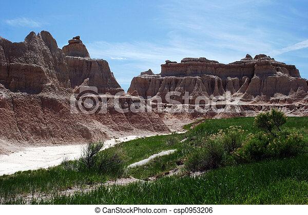 Badlands - csp0953206
