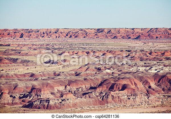 Badlands - csp64281136