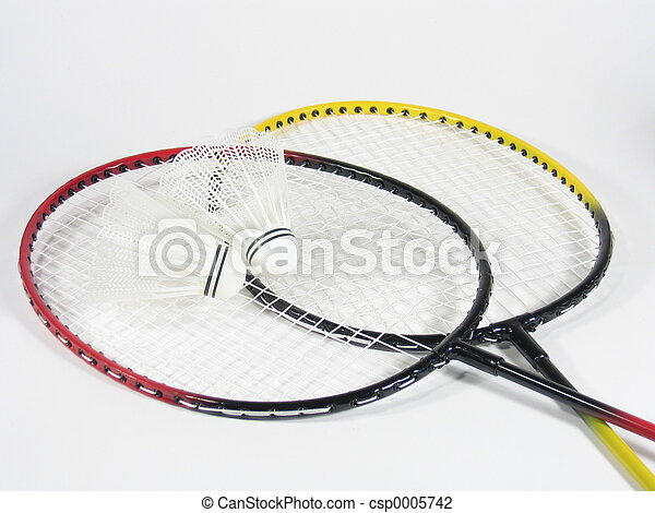 Badminton Raquets C - csp0005742