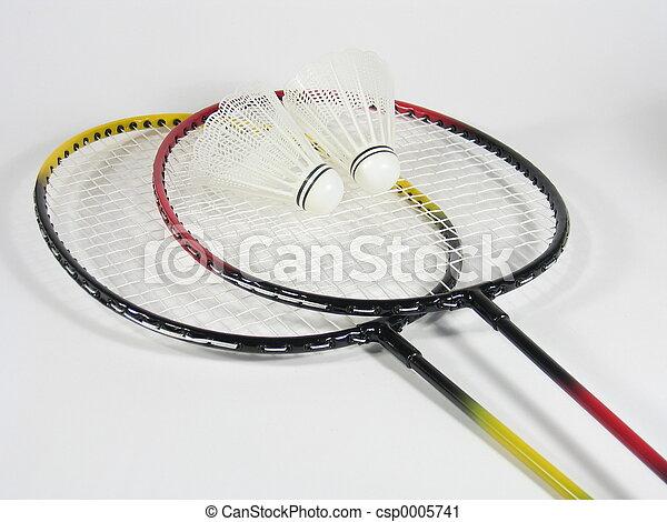 Badminton Raquets - csp0005741