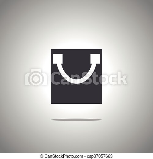bag icon - csp37057663