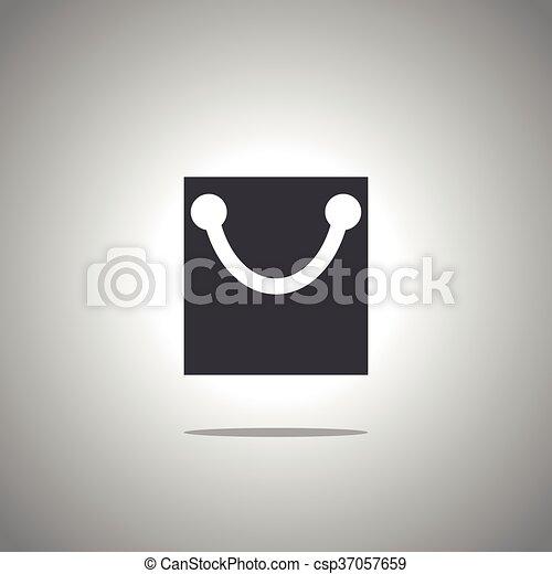 bag icon - csp37057659