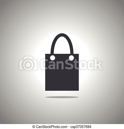bag icon - csp37057694