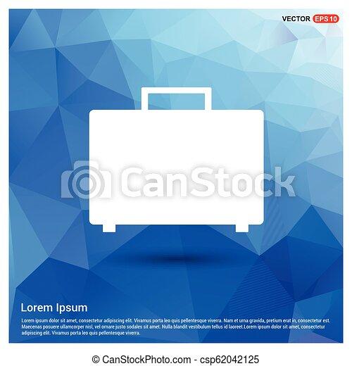Bag icon - csp62042125