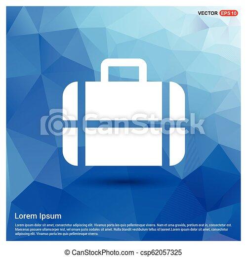 Bag icon - csp62057325