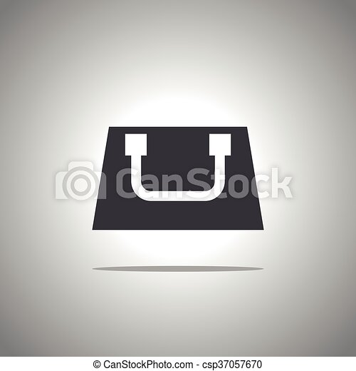bag icon - csp37057670