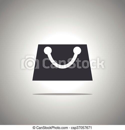 bag icon - csp37057671