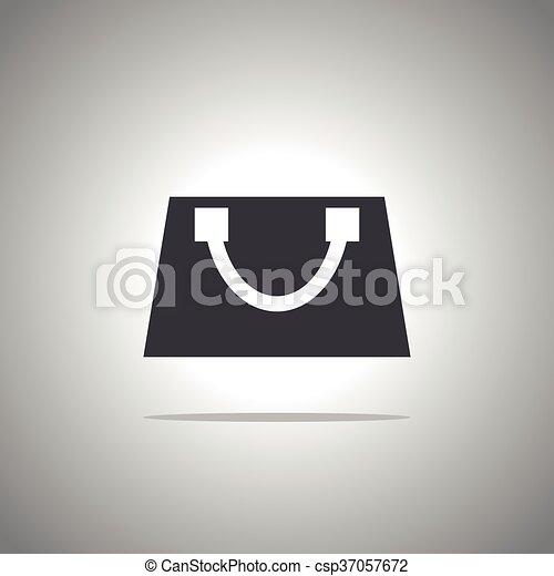 bag icon - csp37057672