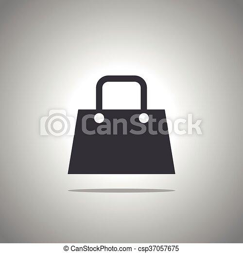 bag icon - csp37057675