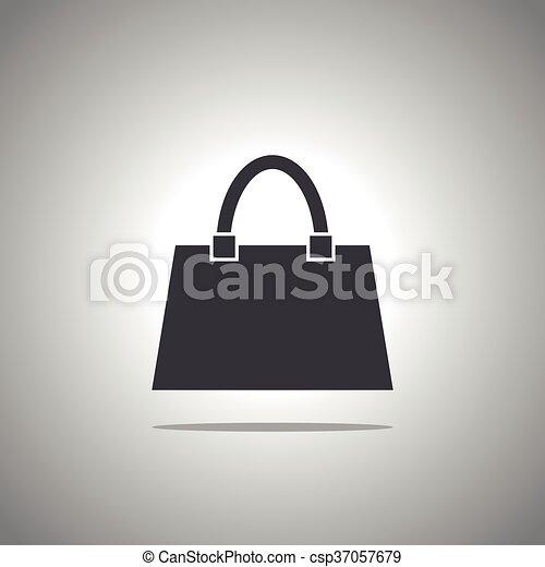 bag icon - csp37057679
