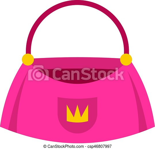 Bag icon isolated - csp46807997