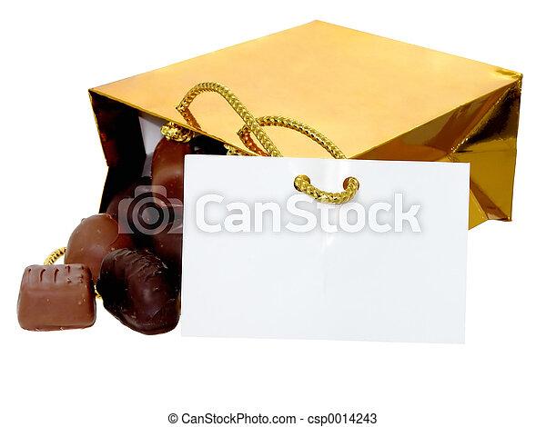 Bag of Chocolates - csp0014243