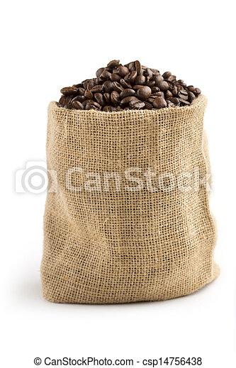 bag of coffee - csp14756438