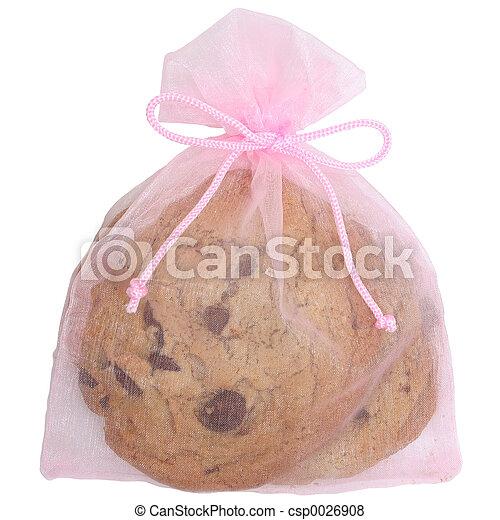Bag of Cookies - csp0026908