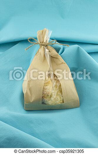 Bag of cookies - csp35921305