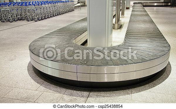 Baggage belt - csp25438854