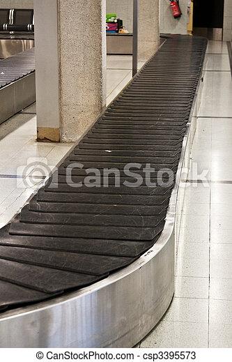Baggage belt - csp3395573
