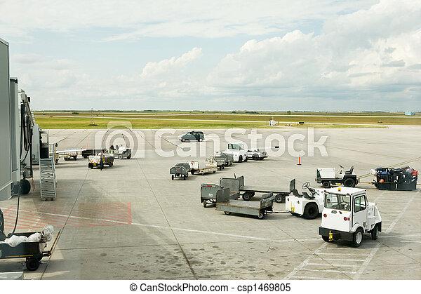 Baggage Cars - csp1469805