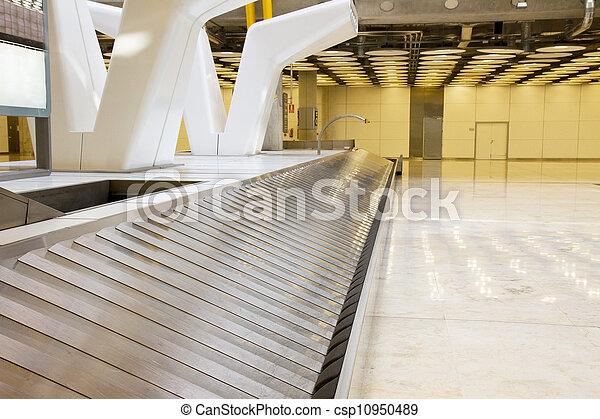 Baggage claim area - csp10950489