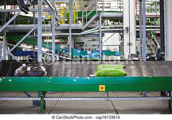 Baggage sorting - csp16133816