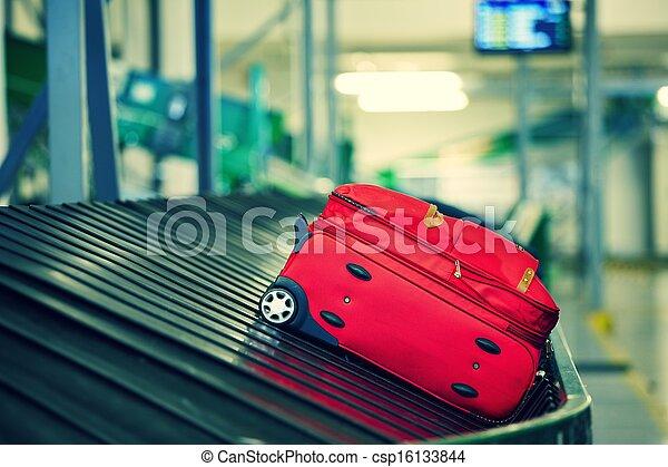 Baggage sorting - csp16133844