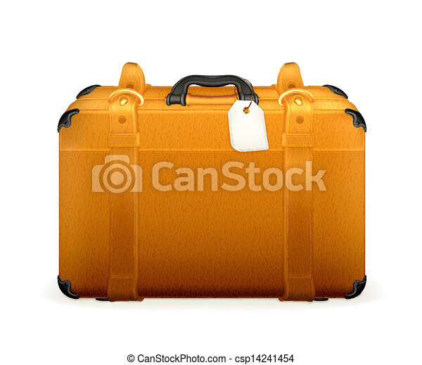 Baggage, vector - csp14241454